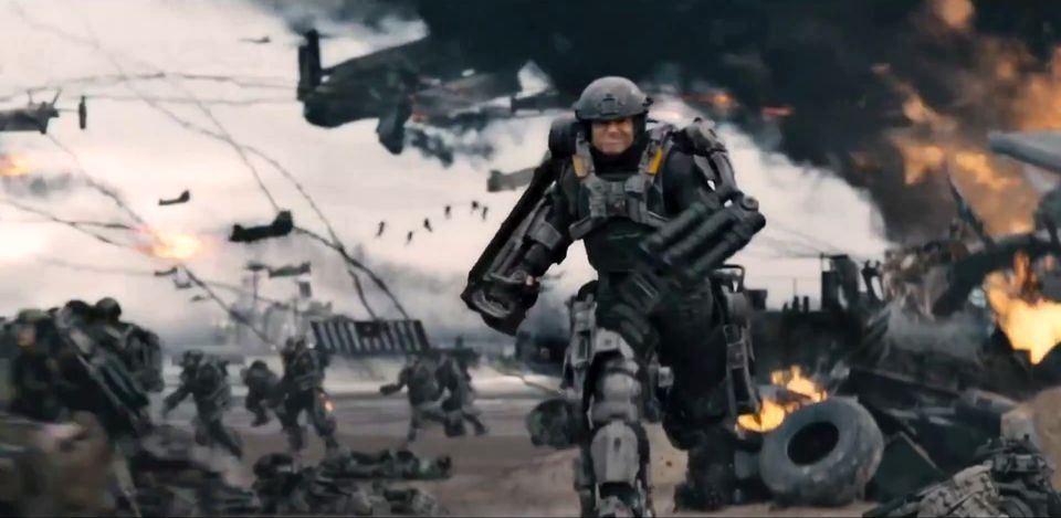 Edge Of Tomorrow 2014 Review Screenkicker