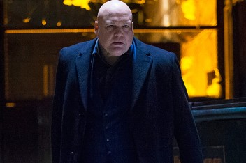 Definitely looks like The Kingpin, just doesn't act like him.