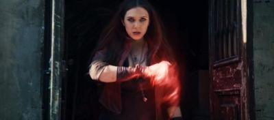 Wanda even made looking at her watch a dramatic moment