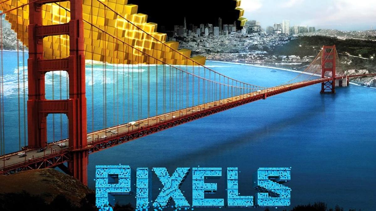 Pixels 2015 Donkey Krap Screenkicker