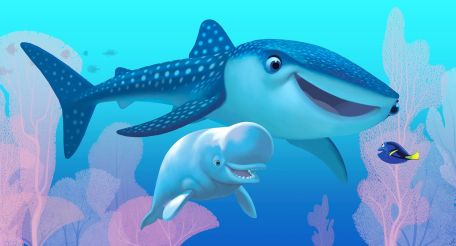 pixar-introduces-two-new-finding-dory-characters-swim-the-friendly-seas-with-bailey-and-d-771999