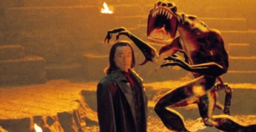 Guilty Pleasures Mortal Kombat 1995 Hero Or Sub Zero